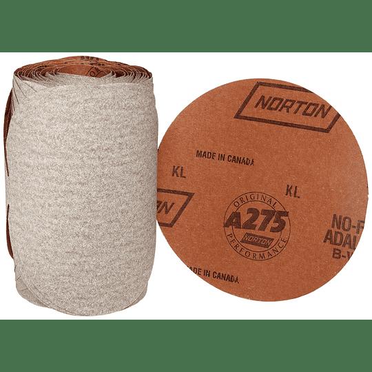 Disco Abrasivo de Lija en Rollo de 6