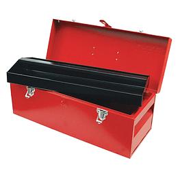Caja metálica trabajo pesado D5