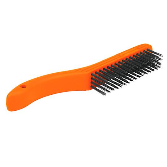 Cepillo de Alambre Acero 4 x 16 hilos