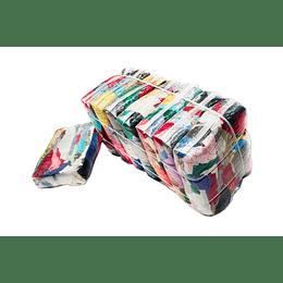 Trapo Industrial Multicolor de 5 Kg.