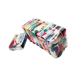 Trapo Industrial Multicolor de 5 Kg. 150-04-06-015