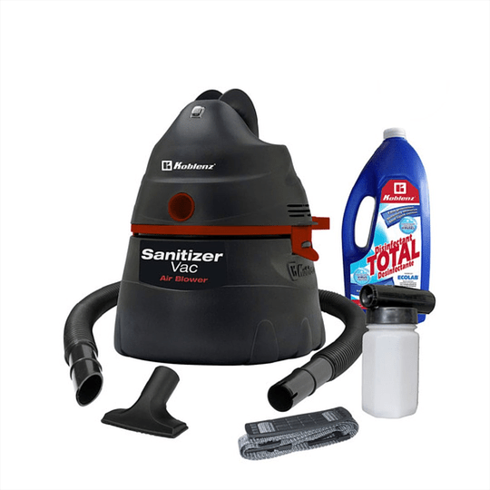 Aspiradora Sanitizer VAC WD-390S K2G, 11.3 Litros Koblenz WD-390S