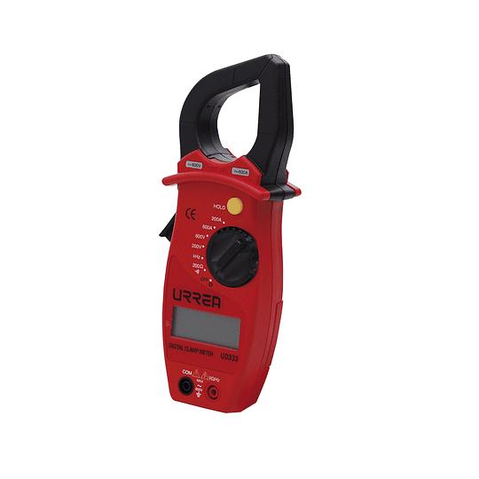 Multímetro digital de gancho uso general 600A / 600V Urrea UD333