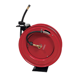 "Carrete de manguera baja presión 3/8""x50' Urrea 23RW350"