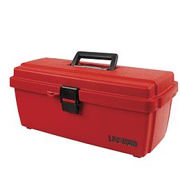 """Caja Portaherramientas Plástica 14"""" Broches Plásticos Urrea 9900"""
