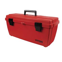 """Caja Portaherramientas Plástica 20"""" Broches Plásticos Urrea 9901"""