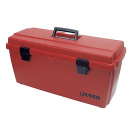 """Caja Portaherramientas Plástica 23"""" Broches Plásticos Urrea 9902"""