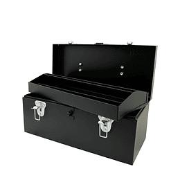 """Caja portahtas metálica 16"""" uso pesado calibre 20 Urrea D3C20"""