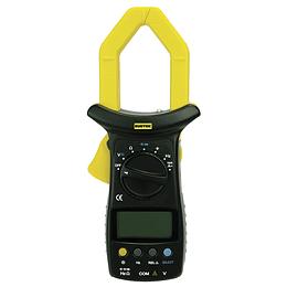Surtek Multímetro digital de gancho uso gen. 1000A / 600V 111005