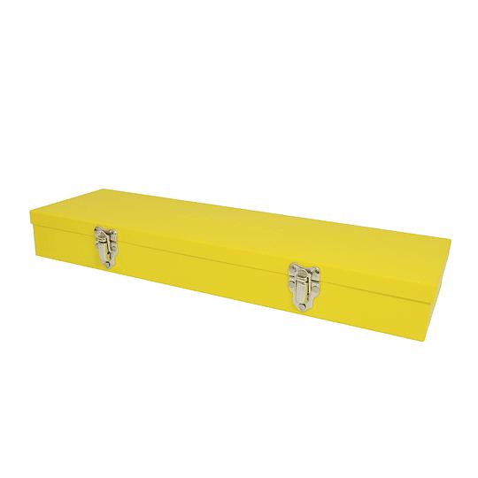 Surtek Caja portaherramientas metálica p/ juegos 43x13x5 cm TB01