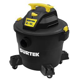 Surtek Aspiradora 10 gal 4HP AS510A