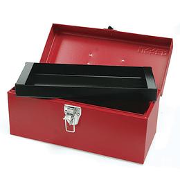 Caja portaherramientas metálica 36 x 16 x 17.5cm Urrea D2