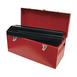 Caja portaherramientas metálica 51 x 21.5 x 24cm Urrea D6