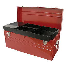 Caja portaherramientas metálica 60.4x25.4x28.2cm Urrea D8