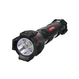 """Linterna 20 LED 2 pilas """"D""""uso pesado Urrea 7L2D"""