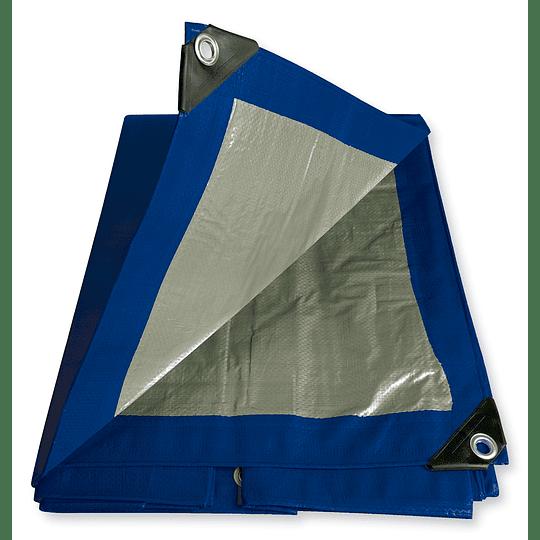 Lona polietileno azul 18 x 24 pies Foy LE18X24