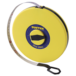 Cinta larga fibra de vidrio 30m Surtek CLFV30