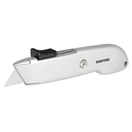 Navaja multiusos autoretráctil Surtek NF9