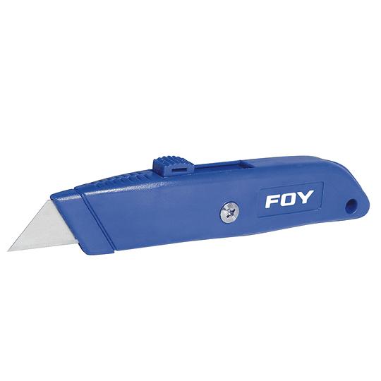 Navaja multiusos plástica Foy 143107