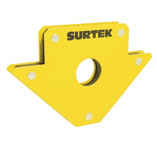 Esquina magnética para soldar 75lb Surtek 123282