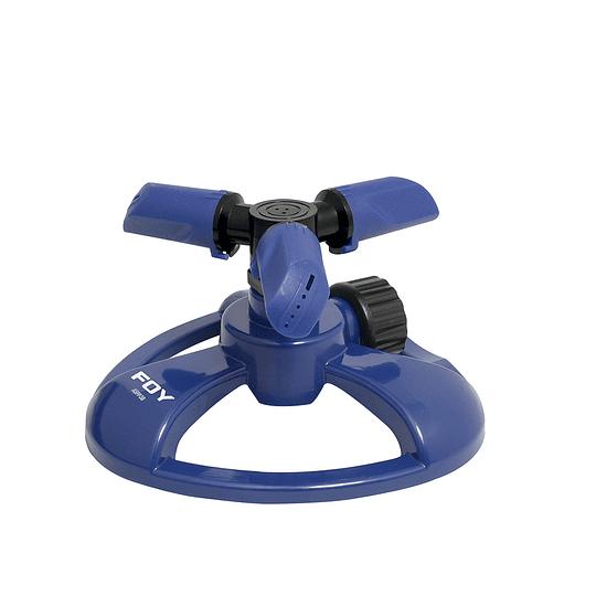 Aspersor plástico de 3 brazos Foy ASPP3B