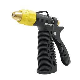 Pistola para riego boquilla regulable PVC Surtek 130341