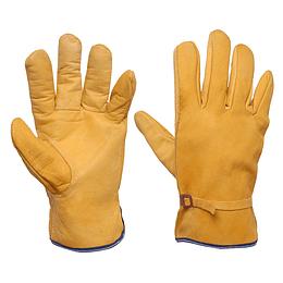 Guantes cortos tipo argonero piel de res Surtek 137412