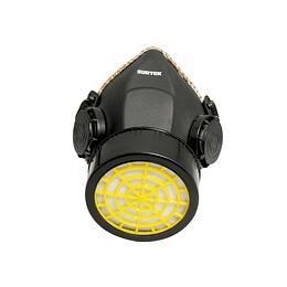Mascarilla respirador 1 filtro Surtek 137351