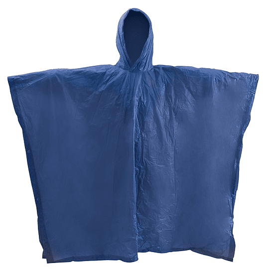 Poncho impermeable unitalla Foy 144145