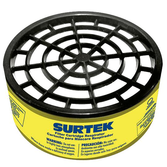 Cartucho para respirador para gases ácidos Surtek 137357