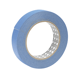 "Cinta masking tape 1 1/2"" color azul Surtek 138083"