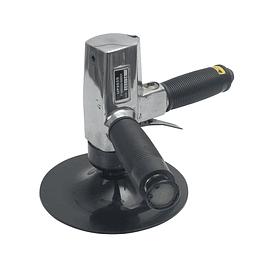 """Pulidora neumática tipo vertical 7"""" 4000rpm uso pesado Urrea UP865S"""