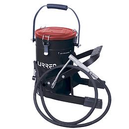 Inyector de grasa c/pedal 10kg Urrea 23623