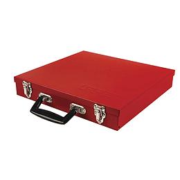 Caja metálica para extractor 32x30x5.5cm Urrea 4019
