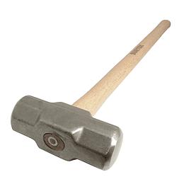 Marro de acero octagonal 16lb mango de madera Surtek MARR16