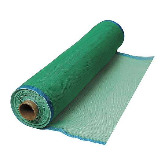 Tela para mosquitero plástico verd 0.75x30m en bobina Surtek 138107