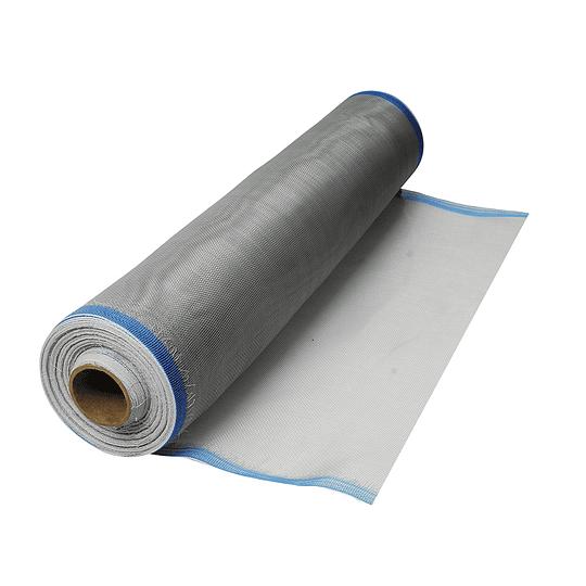 Tela para mosquitero plástico gris 1.50x30m en bobina Surtek