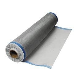 Tela para mosquitero plástico gris 1.70x30m en bobina Surtek 138119