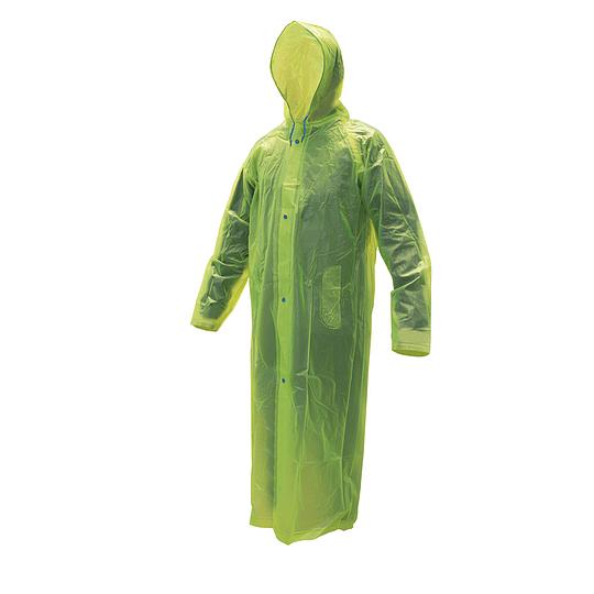Gabardina impermeable alta visibilidad talla grande Surtek 137531