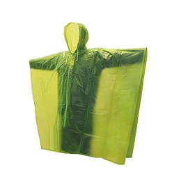 Poncho impermeable alta visibilidad unitalla Surtek 137537