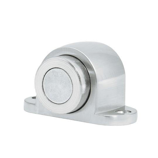Tope magnético para puerta níquel satinado Lock L1054LCS