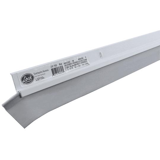 Guardapolvo color aluminio 100 cm Lock LGP100A