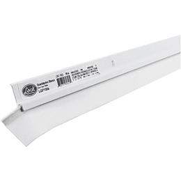 Guardapolvo color blanco 100 cm Lock LGP100B