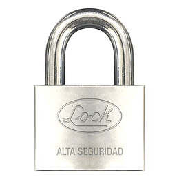 Candado alta seguridad 50mm Lock LCAC50