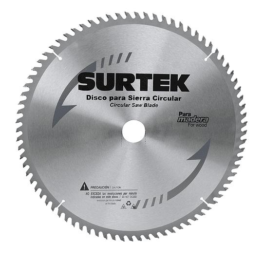 Disco para sierra circular 4