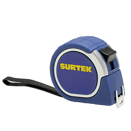 """Flexómetro soft grip 5m x 3/4"""" Surtek B122064"""
