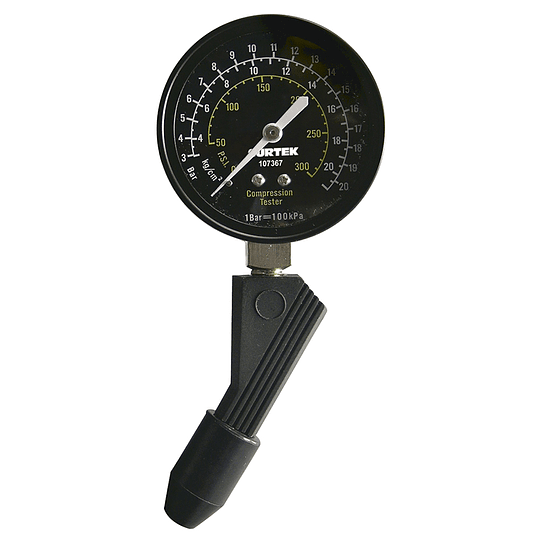 Verificador de compresión 50-300 PSI Surtek 107367