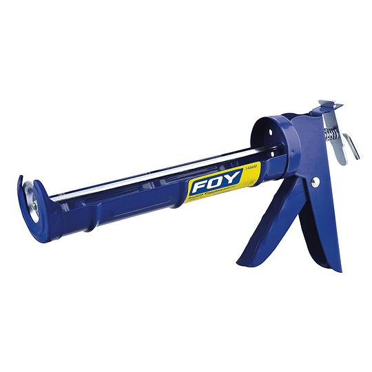 Pistola calafateadora con flecha lisa Foy 142640