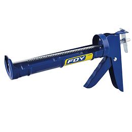 Pistola calafateadora cremallera Foy 142641
