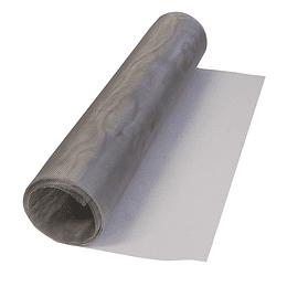 Tela para mosquitero de aluminio 1.20 x 2.1m en rollo Surtek 138105